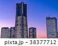 高層ビル 超高層ビル 摩天楼の写真 38377712