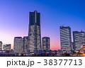 オフィス街 ビジネス街 都市の写真 38377713