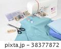 ソーイングマシン ミシン 糸の写真 38377872