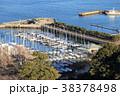 江の島 相模湾 湘南港の写真 38378498