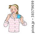歯磨き 38379699