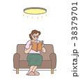明るい部屋で読書 38379701