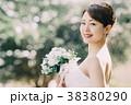 ウエディング ブライダル 花嫁の写真 38380290