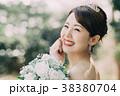 ウエディング ブライダル 花嫁の写真 38380704