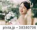 ウエディング ブライダル 花嫁の写真 38380706