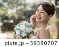 ウエディング ブライダル 花嫁の写真 38380707