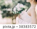 ウエディング 花嫁 手元の写真 38383572