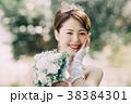 ウエディング ブライダル 花嫁の写真 38384301