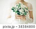 ウエディング 花嫁 手元の写真 38384800