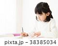 教育 勉強 小学生の写真 38385034