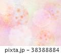 和紙 桜 和柄のイラスト 38388884