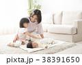 遊ぶ 親子 母親の写真 38391650