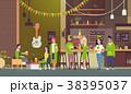 ベクトル 幸せ 楽しいのイラスト 38395037