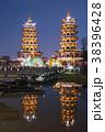 台湾 高雄 龍虎塔 蓮池潭 38396428