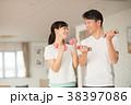 夫婦 カップル ダイエットの写真 38397086