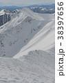 山 冬山 風景の写真 38397656