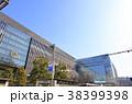 博多駅 福岡市 駅ビルの写真 38399398
