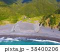 奄美大島 青久の空撮 38400206
