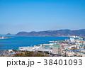 海 日本 海岸の写真 38401093