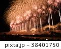 大仙市 花火大会 雄物川の写真 38401750