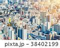 東京都 都市 都市景観の写真 38402199