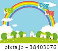 子供の日 背景イラスト 38403076