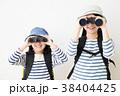 親子 子供 女の子の写真 38404425