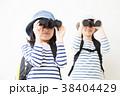 親子 子供 女の子の写真 38404429