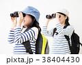 親子 子供 女の子の写真 38404430