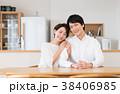 夫婦 女性 カップルの写真 38406985