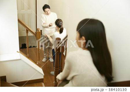 夫婦喧嘩と子供 38410130
