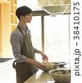 男性 キッチン 料理教室の写真 38410175