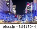 夜景 大津通 名古屋の写真 38415044