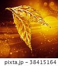 葉っぱ 製 水分のイラスト 38415164