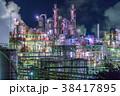 工業地帯 工場 コンビナートの写真 38417895
