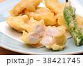 鶏肉 揚げ物 食べ物の写真 38421745