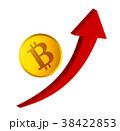 ビットコイン上昇 38422853