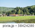 美土里町 風景 春の写真 38424280