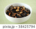 ひじきと大豆の炒め物 38425794