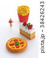ダイエット 肥満 食事制限の写真 38426243