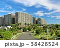 街並み 建物 マンションの写真 38426524