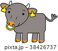 黒毛和牛 キャラクター 38426737
