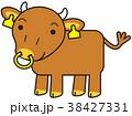 短角和牛 キャラクター 38427331