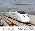 鉄道 乗り物 新幹線の写真 38427755