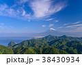富士山 葛城山 新緑の写真 38430934