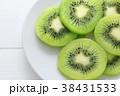 キウイフルーツ キウイ 果物の写真 38431533