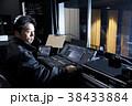 スタジオ 音響 音楽 音響技師 ミキサー 劇場 裏方 38433884