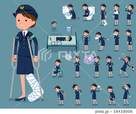 flat type police Women_sickness 38438006
