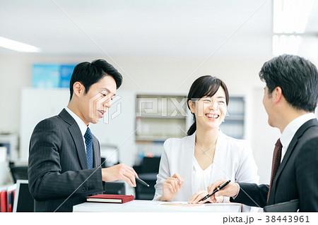 ビジネスシーン 38443961