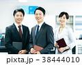 ビジネス オフィス ビジネスマンの写真 38444010